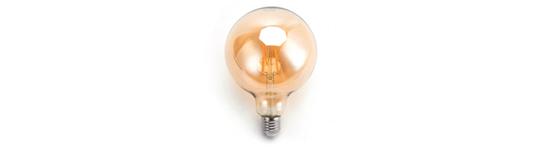 Bombilla de filamento LED